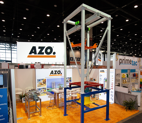 AZO Trade Show Booth