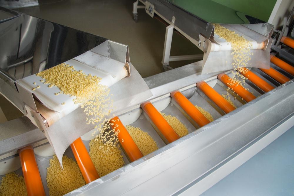 bulk bag unloaders for food, baking, cereal and snack industry